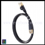 SSTP SFTP CAT6 CAT6A Flat patch jumper cable
